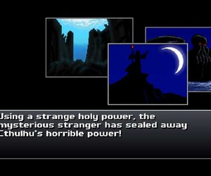 Cthulhu Saves the World Screenshots