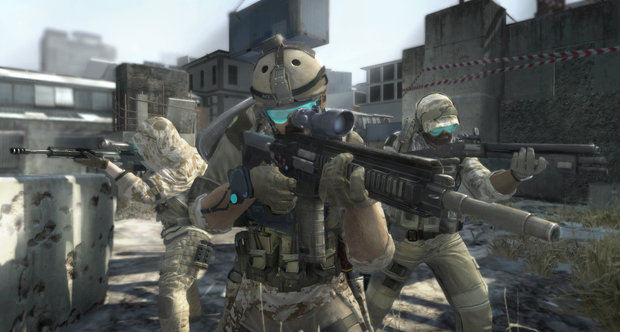Ghost Recon Online first screenshots