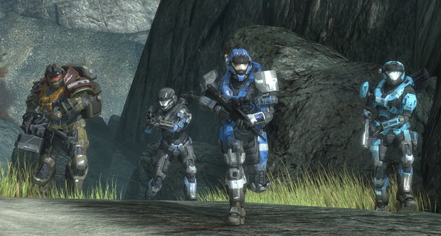 Halo: Reach demo screenshots