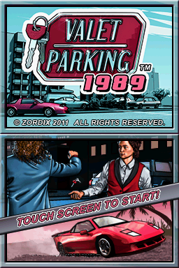 Valet Parking 1989 Chat