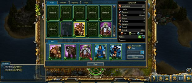 King's Bounty: Legions News