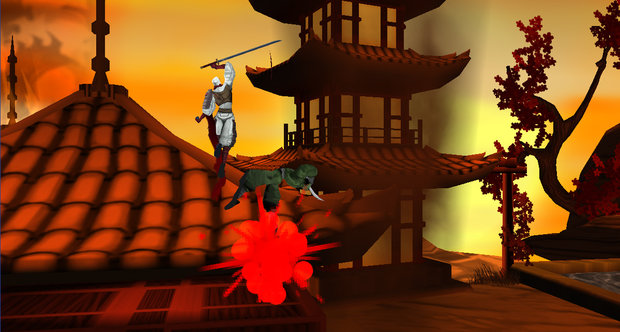 First Shinobi Nintendo 3DS screenshots
