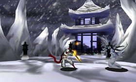 Shinobi Screenshot from Shacknews