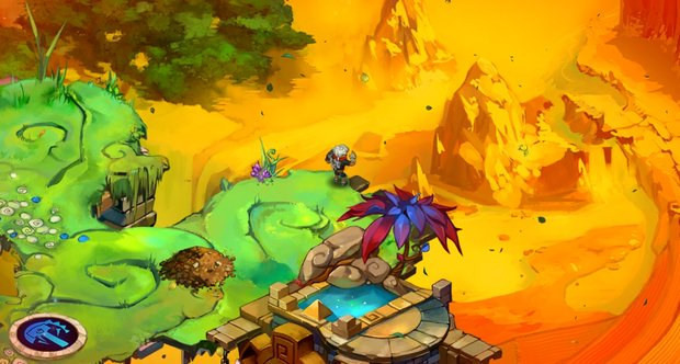 Bastion E3 screens