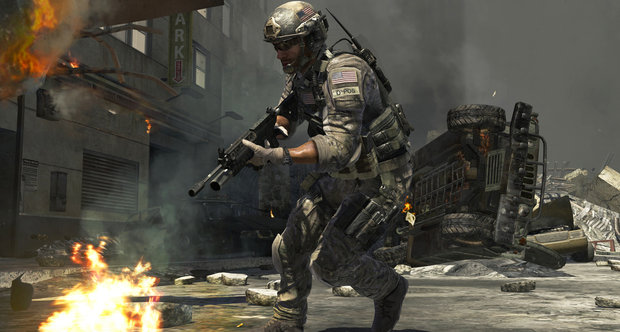 Debut Call of Duty: Modern Warfare 3 screenshots