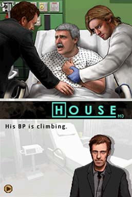 House M.D. - Episode 1: Globetrotting Chat