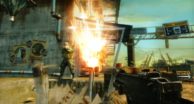 E3 2011 Bodycount screenshots