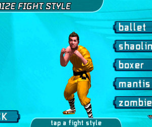 Reality Fighters Screenshots