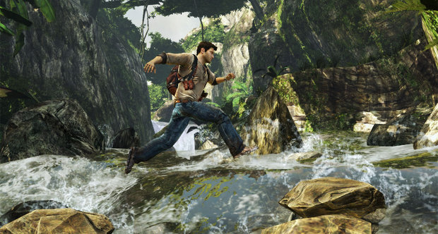 Uncharted: Golden Abyss 'Screenshots'