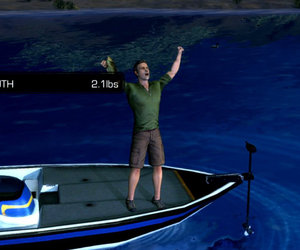 Kevin Van Dam's Big Bass Challenge Screenshots