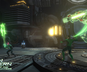 Green Lantern: Rise of the Manhunters Files