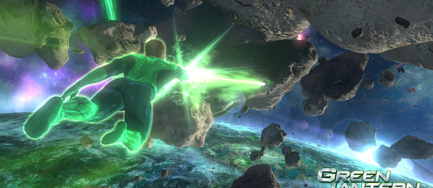 Green Lantern: Rise of the Manhunters News