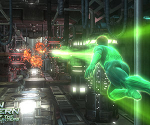 Green Lantern: Rise of the Manhunters Screenshots