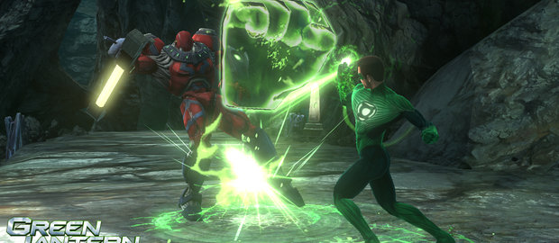 Green Lantern: Rise of the Manhunters News