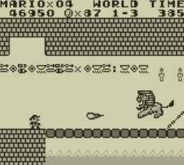 Super Mario Land Chat