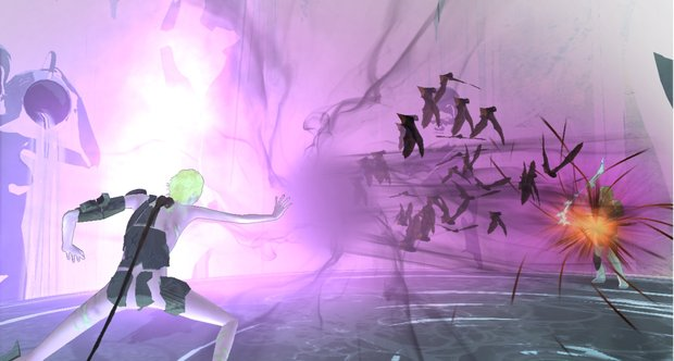 E3 2011 El Shaddai: Ascension of the Metatron screenshots