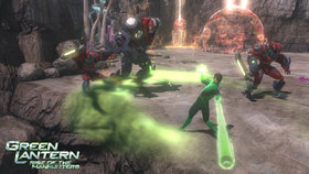 Green Lantern: Rise of the Manhunters Screenshot from Shacknews