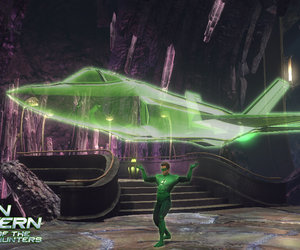 Green Lantern: Rise of the Manhunters Videos