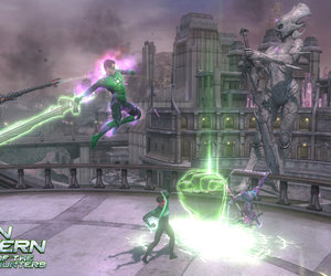 Green Lantern: Rise of the Manhunters Chat
