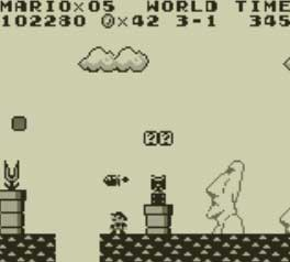 Super Mario Land Files