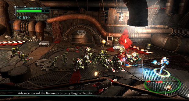 E3 2011 Warhammer 40,000: Kill Team screenshots