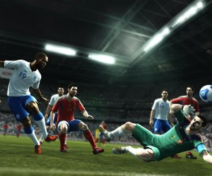 Pro Evolution Soccer 2012 Chat