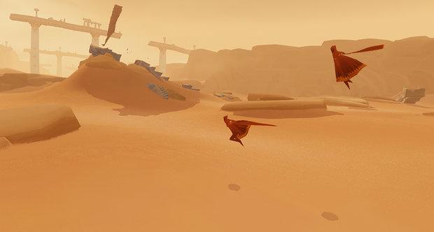 скачать игру Journey на Pc через торрент - фото 8