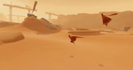 Journey deathmatch DLC celebrates April Fool's
