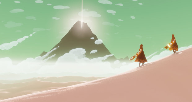 Journey pre E3 2011 preview screens