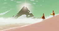 Journey trailer gets musical