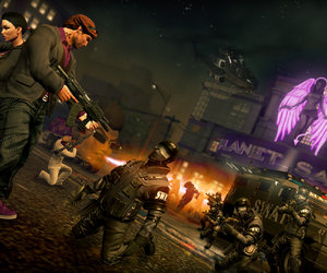 Saints Row: The Third Chat