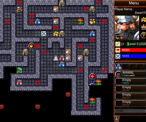 Desktop Dungeons Screenshots