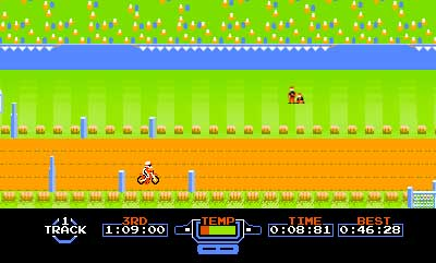 3D Classics Excitebike Files