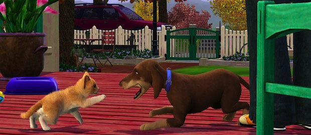 The Sims 3 Pets News
