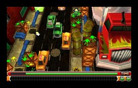 Frogger 3D Screenshot from Shacknews