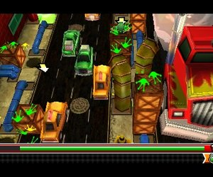 Frogger 3D Chat