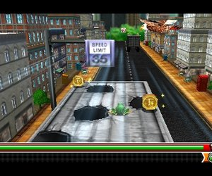 Frogger 3D Screenshots