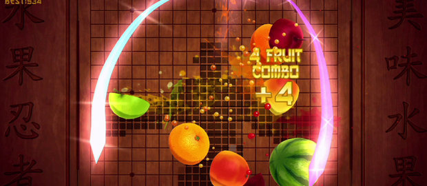Fruit Ninja Kinect News