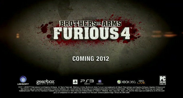 Brothers in Arms: Furious 4 topstory