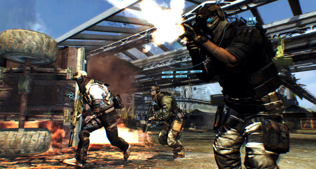 Ghost Recon Future Soldier screenshots 6/6