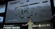 Tom Clancy franchise Kinect support announced