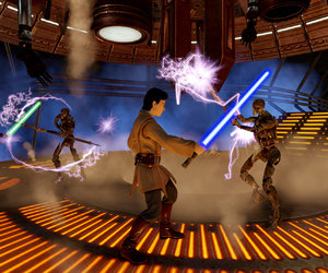 Kinect Star Wars Videos