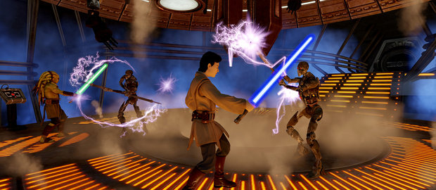 Kinect Star Wars News