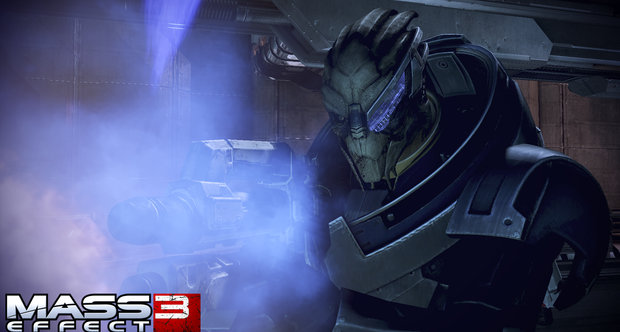 E3 2011 Mass Effect 3 screenshots