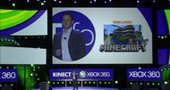 Minecraft coming to Xbox 360 with Kinect support