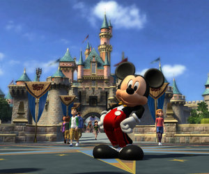 Kinect: Disneyland Adventures Files