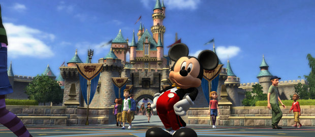 Kinect: Disneyland Adventures News