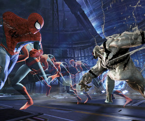 Spider-Man: Edge of Time Screenshots