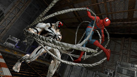 Spider-Man: Edge of Time Screenshot from Shacknews