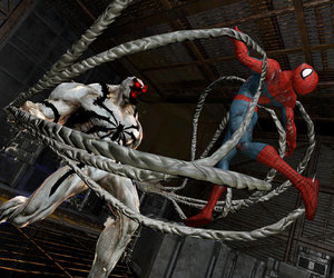 Spider-Man: Edge of Time Chat